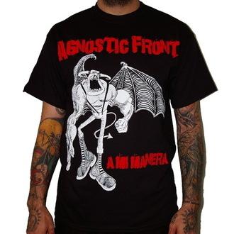 Majica muška Agnostic Front - A Mi Manera - Crno - RAGEWEAR, RAGEWEAR, Agnostic Front