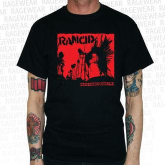 Majica muška Rancid - Indestructible - RAGEWEAR, RAGEWEAR, Rancid