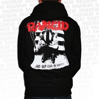 hoodie muški Rancid - Wolves - RAGEWEAR, RAGEWEAR, Rancid