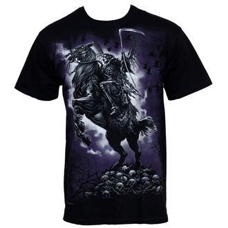 Majica muška Death Jahač - LIQUID PLAVA, LIQUID BLUE