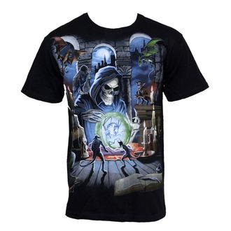 Majica muška Raper Čarolija - LIQUID PLAVA, LIQUID BLUE