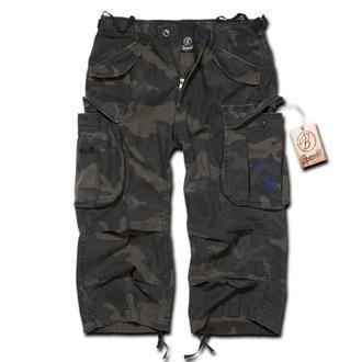 kratke hlače muške 3/4 BRANDIT - Industrija Vintage Darkcamo, BRANDIT
