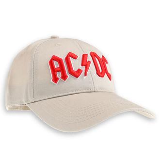 Kapa AC / DC - Red Logo Sand - ROCK OFF, ROCK OFF, AC-DC