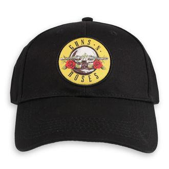 Kapa Guns N' Roses - Circle Logo - ROCK OFF, ROCK OFF, Guns N' Roses