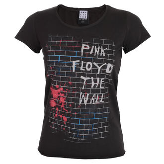 Ženska metal majica Pink Floyd - THE WALL - AMPLIFIED, AMPLIFIED, Pink Floyd