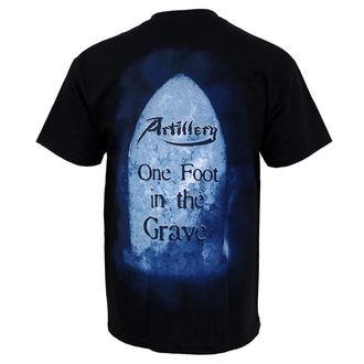 Majica muška Artiljerija - Jedan Noga U The Grave - Musica, MUSICAT, Artillery