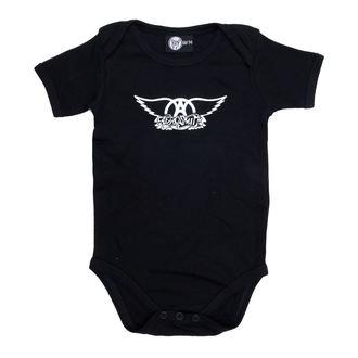 Dječji bodi Aerosmith - Logo - Crno, Metal-Kids, Aerosmith