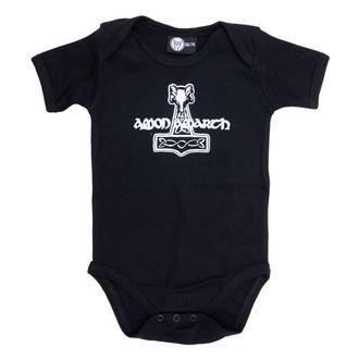 Dječji bodi Amon Amarth - Hammer - Crno, Metal-Kids, Amon Amarth