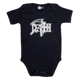 Dječji bodi Death - Logo - Crno, Metal-Kids, Death