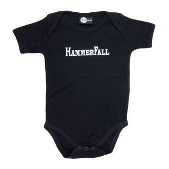 Dječji bodi Hammerfall - Logo - Crno, Metal-Kids, Hammerfall