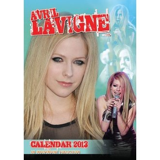 kalendar za godinu 2013 Avril Lavigne, Avril Lavigne