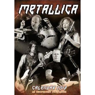kalendar za godinu 2013 Metallica, Metallica