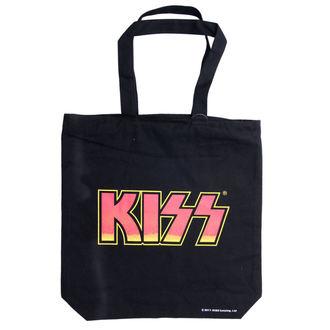 torba , ručna torbica KISS - KISSTOTE01, ROCK OFF, Kiss