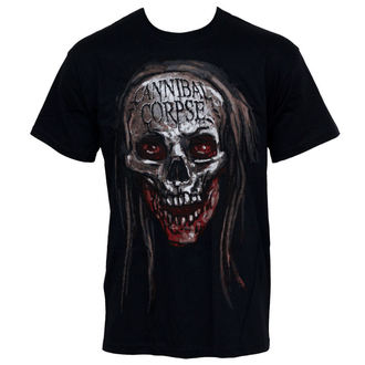 Majica muška Cannibal Corpse - Skull - PLASTIC HEAD, PLASTIC HEAD, Cannibal Corpse