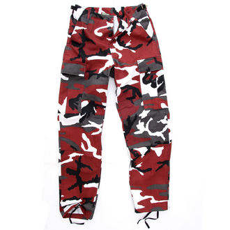 hlače muške US BDU - RED-CAMO - 200500_RED-CAMO
