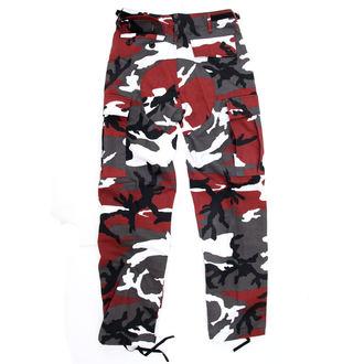 hlače muške US BDU - RED-CAMO, MMB
