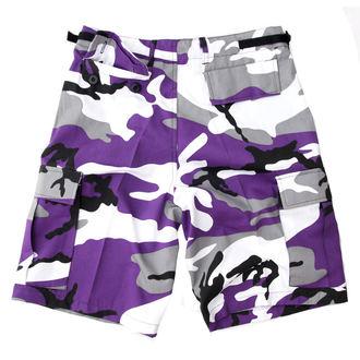 kratke hlače muške Sjedinjene Države BDU - Army - Lila Camo, BOOTS & BRACES