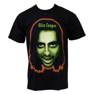 Majica muška Alice Cooper - Goes To Hell Face - PLASTIC HEAD, PLASTIC HEAD, Alice Cooper