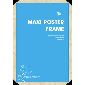 okvir na plakat (61x91,5 cm) - Beech - GB posters, GB posters