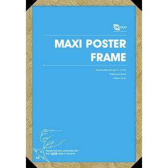 okvir na plakat (61x91,5 cm) - Hrast - GB posters, GB posters