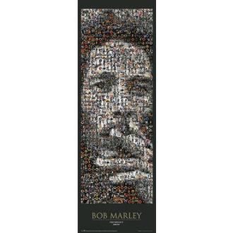 plakat Bob Marley - Mojsijev - GB posters, GB posters, Bob Marley