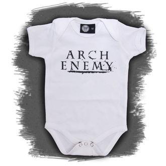 Dječji bodi Arch Enemy - Logo - Bijelo, Metal-Kids, Arch Enemy