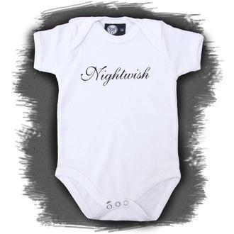 Dječji bodi Nightwish - Logo - Bijelo, Metal-Kids, Nightwish
