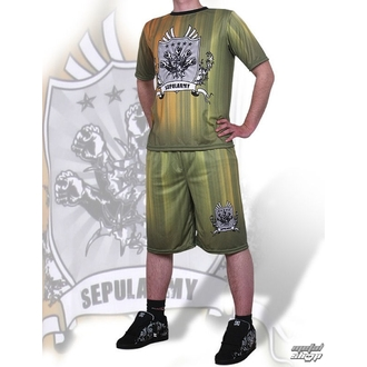 dres i kratke hlače Sepultura 'Sepularmy 1', Sepultura