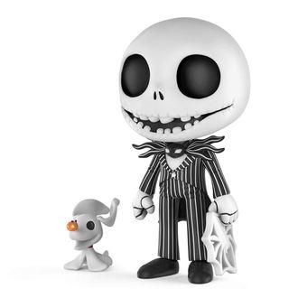 Figurica Nightmare before Christmas - Jack Skellington, NNM