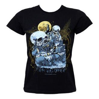 Majica ženska Crno IKONA - Razbiti Beba Razbiti - Crno, BLACK ICON