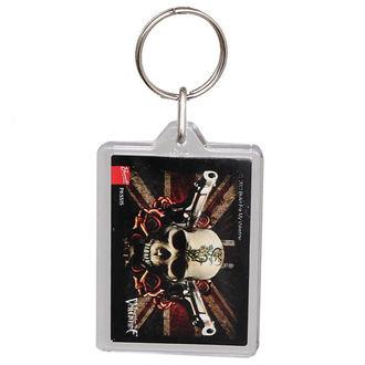 Privjesak za ključeve Bullet For My Valentine - Skull - Pyramid Plakati, PYRAMID POSTERS, Bullet For my Valentine