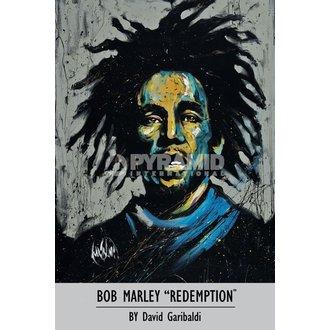 plakat Bob Marley - David Garibaldi - Pyramid Plakati, PYRAMID POSTERS, Bob Marley