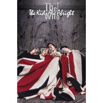 plakat The Who - The Djecu Jesu li Alright - Pyramid Plakati, PYRAMID POSTERS, Who
