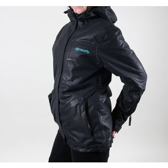 Zimska jakna ženska -SNB- MEATFLY - Solarni, MEATFLY