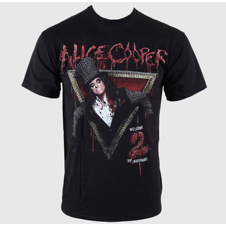 Muška majica Alice Cooper -  - ROCK OFF, ROCK OFF, Alice Cooper