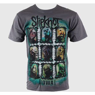 Majica muška Slipknot- Colors Rešetka - BRAVADO SAD, BRAVADO, Slipknot