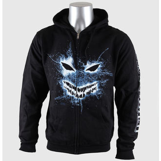 hoodie muški Disturbed - Razbiti Face - BRAVADO SAD, BRAVADO, Disturbed