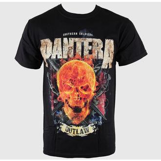 Majica muška Pantera - Zločinac Skull - BRAVADO, BRAVADO, Pantera