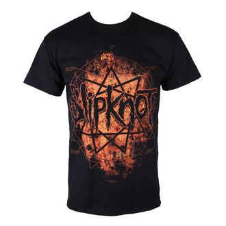 Majica muška Slipknot - Radio Fires Logo - BRAVADO, BRAVADO, Slipknot