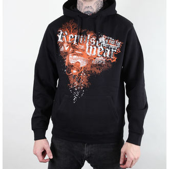 Majica s kapuljačom muška Repulse - Crno, REPULSE