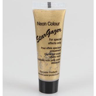 boja na tijelo i lice STAR Gazer - Neon Zlato, STAR GAZER
