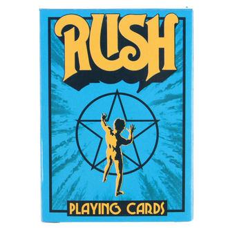 kartice Rush - Plav, Rush