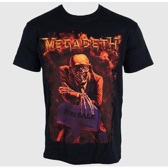 Muška majica Megadeth - Peace Sells - PLASTIC HEAD, PLASTIC HEAD, Megadeth