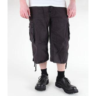 kratke hlače muške 3/4 MIL-TEC - Air Borilački - Pretpranja Black, MIL-TEC