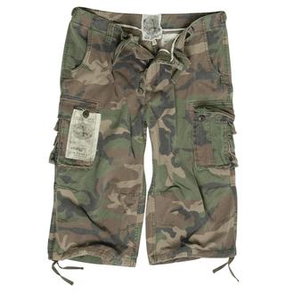 kratke hlače muške 3/4 MIL-TEC - Air Borilački - Pretpranja Woodland, MIL-TEC