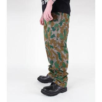 hlače muške MIL-TEC - Sjedinjene Države Feldhose - NVA Flachentarn, MIL-TEC