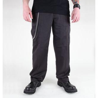 hlače muške MIL-TEC - Sjedinjene Države Forestr Crijevo - BDU Schwarz, MIL-TEC