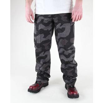 hlače muške MIL-TEC - Sjedinjene Države Forestr Crijevo - BDU Splinternight, MIL-TEC