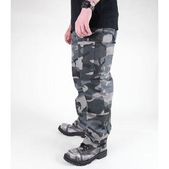 hlače muške MIL-TEC - Sjedinjene Države Rangr Crijevo - BDU Mrak Camo, MIL-TEC