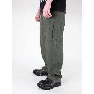 hlače muške MIL-TEC - Sjedinjene Države Feldhose - CO Pretpranja Oliv, MIL-TEC